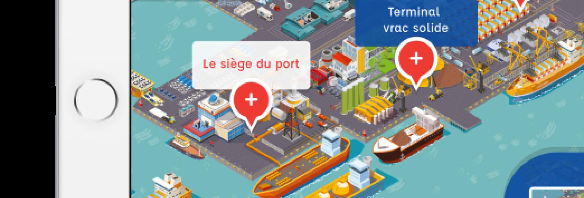 @Port - Explore l'univers portuaire