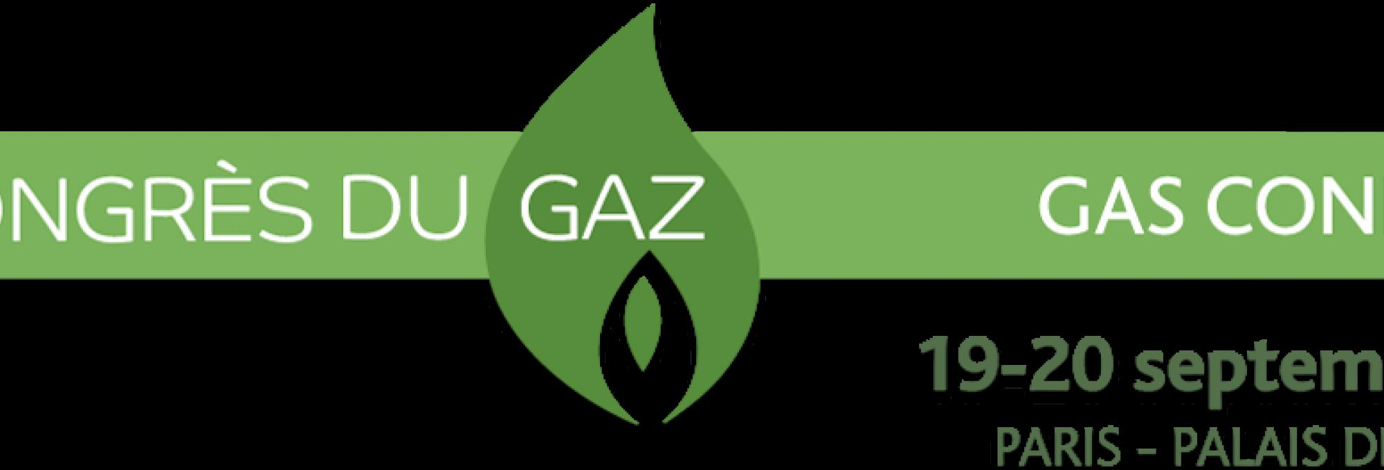 CONGRES DU GAZ 2017