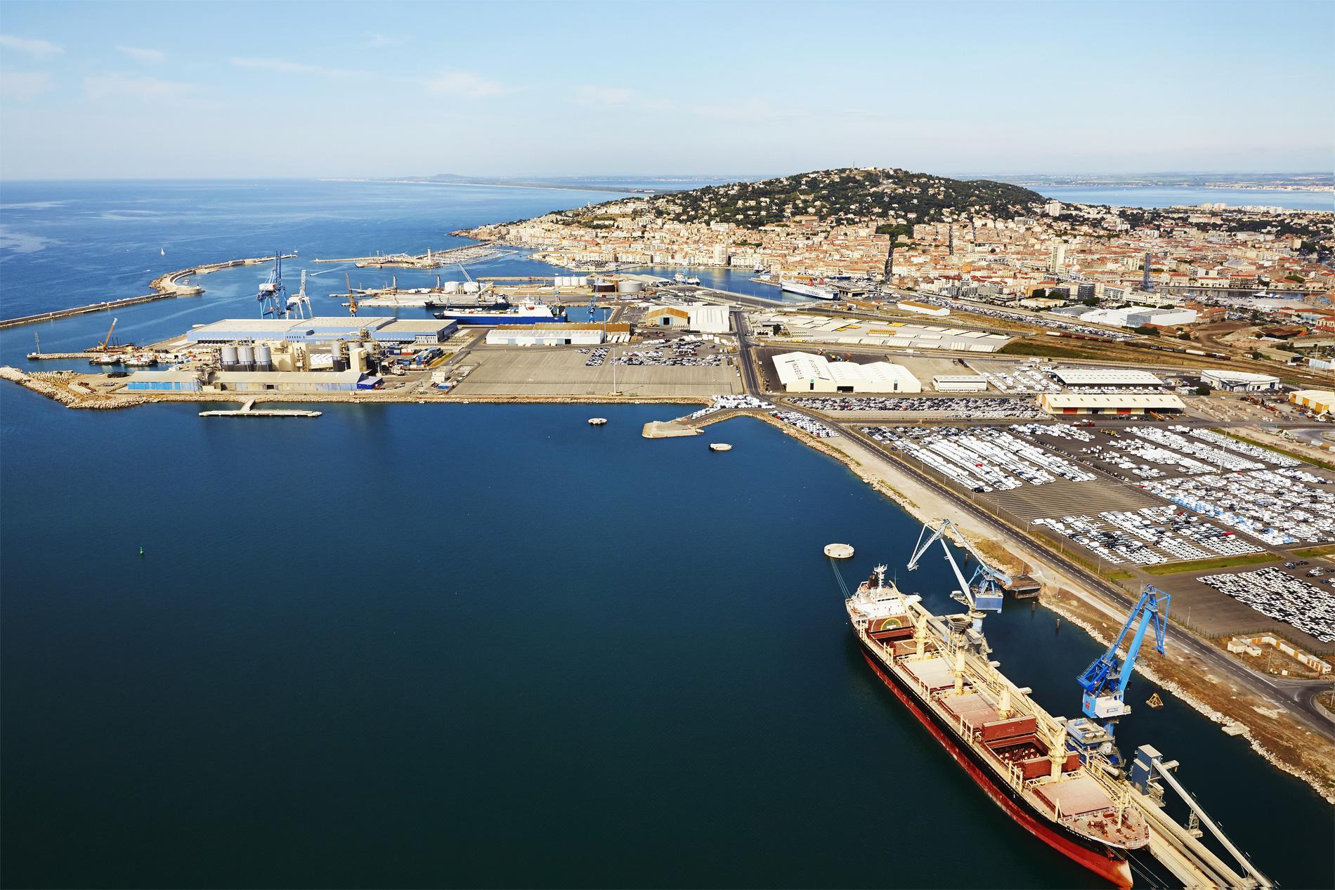 PORT DE SETE SUD DE FRANCE (EPR)   Port de France