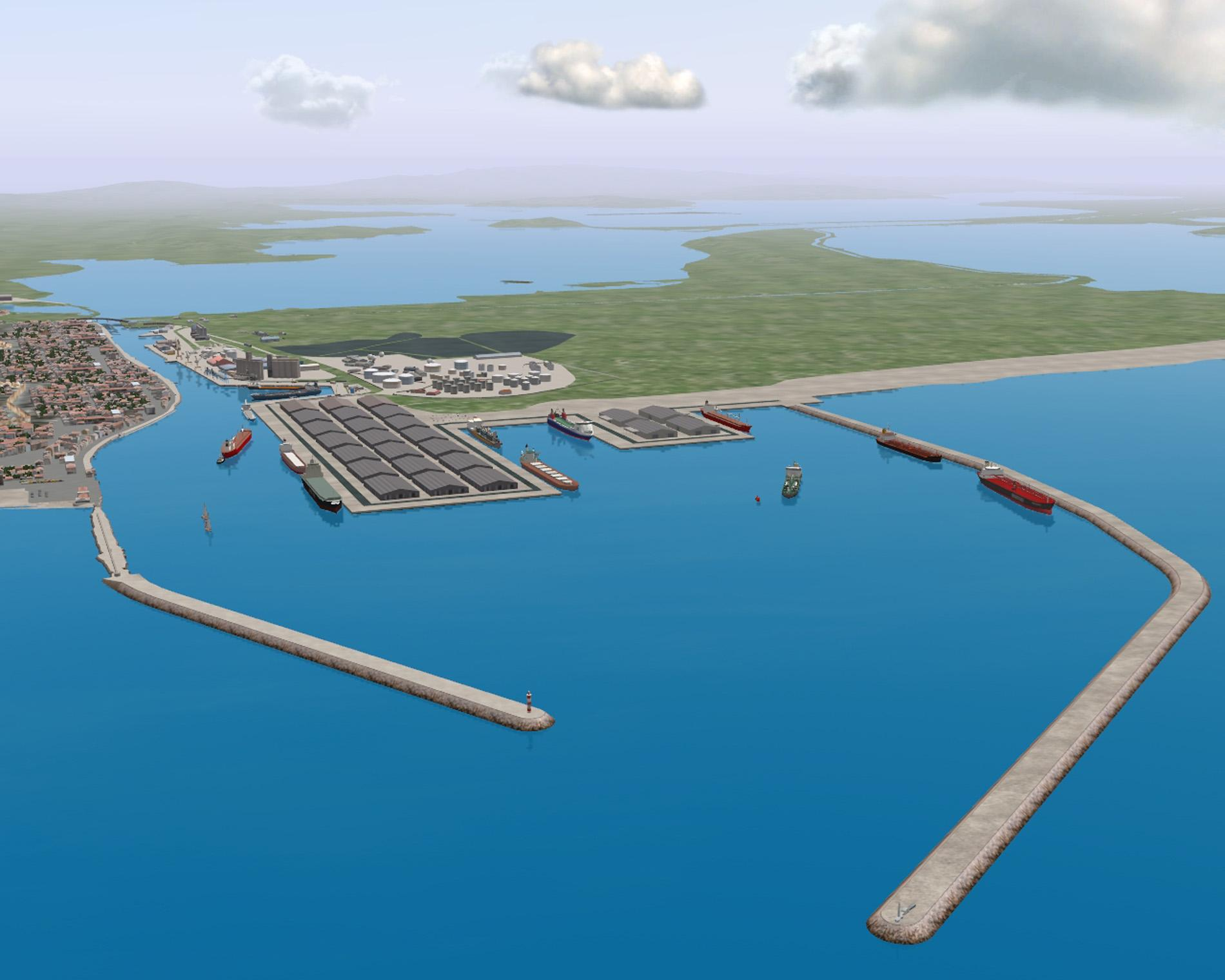 CCI NARBONNE, LÉZIGNAN-CORBIERES ET PORT LA NOUVELLE | Port de France