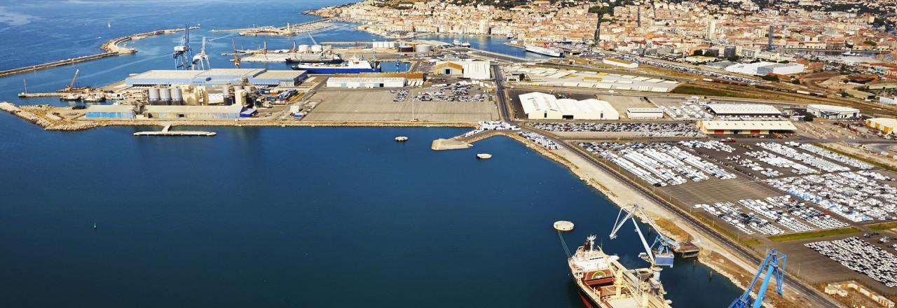 Port De France Association Des Exploitants De Ports Francais Upf
